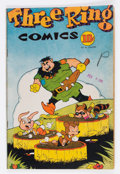 Golden Age (1938-1955):Funny Animal, Three Ring Comics #1 (Spotlight, 1945) Condition: VF-....