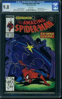 The Amazing Spider-Man #305 - WESTPORT COLLECTION (Marvel, 1988) CGC NM/MT 9.8 White pages