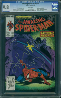 The Amazing Spider-Man #305 (Marvel, 1988) CGC NM/MT 9.8 White pages