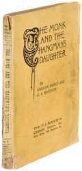 Books:Literature Pre-1900, Ambrose Bierce. The Monk and the Hangman's Daughter.Chicago: 1892. First edition....