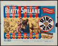 Books:Furniture & Accessories, [Mickey Spillane]. Mickey Spillane's Personal Ring of FearHalf Sheet Movie Poster....