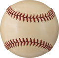 Baseball Collectibles:Others, 1940's Official OAL Harridge Baseball In Original Box. ...