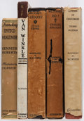Books:Children's Books, [N. C. Wyeth]. Group of Five Books. New York: [1921]-1938. FirstWyeth editions.... (Total: 5 Items)