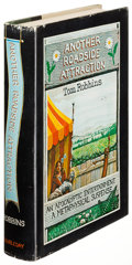 Books:Literature 1900-up, Tom Robbins. Another Roadside Attraction. Garden City: 1971.First edition, inscribed....