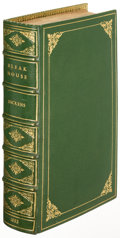Books:Literature Pre-1900, Charles Dickens. Bleak House. London: 1853. Firstedition....