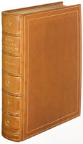 Books:Biography & Memoir, T. E. Lawrence. Seven Pillars of Wisdom. London: [1935].First trade edition....