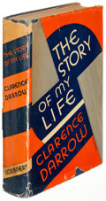 Books:Biography & Memoir, Clarence Darrow. The Story of My Life. New York: 1932. First edition, inscribed....