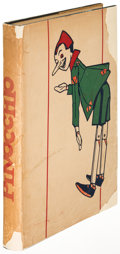 Books:Children's Books, C. Collodi. The Adventures of Pinocchio. New York: 1926.First U. S. edition....