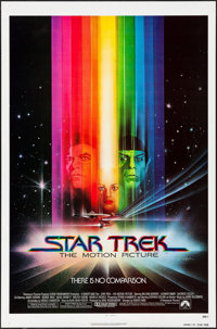 """Star Trek: The Motion Picture (Paramount, 1979). One Sheet (27"""" X 41"""") Advance. Science Fiction"""