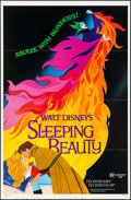 "Movie Posters:Animation, Sleeping Beauty (Buena Vista, R-1979). One Sheet (27"" X 41"") Style A. Animation.. ..."