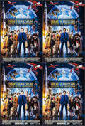 "Movie Posters:Adventure, Night at the Museum: Battle of the Smithsonian (20th Century Fox,2009). Mini Posters (46) Identical (13.5"" X 20""). Adventur...(Total: 46 Items)"
