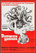 """Movie Posters:Horror, The Dunwich Horror (Etoile, 1973). French Half Grande (31.25"""" X 46.25""""). Horror.. ..."""