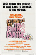 "Movie Posters:Comedy, Revenge of the Pink Panther (United Artists, 1978). One Sheet (27"" X 41"") & Uncut Pressbook (20 Pages, 11"" X 17""). Comedy.. ... (Total: 2 Items)"