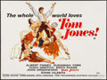 "Movie Posters:Academy Award Winners, Tom Jones (United Artists, 1963). British Quad (30"" X 40""). AcademyAward Winners.. ..."