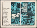 "Movie Posters:War, In Harm's Way (Paramount, 1965). Half Sheet (22"" X 28""). War.. ..."