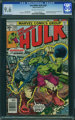 The Incredible Hulk #209 (Marvel, 1977) CGC NM+ 9.6 Off-white to white pages