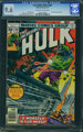 The Incredible Hulk #208 (Marvel, 1977) CGC NM+ 9.6 Off-white to white pages