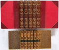 Books:Literature Pre-1900, [Poetry]. Group of Four Poetry Sets. London and elsewhere:1867-1913. One set limited.... (Total: 55 Items)