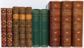 Books:Biography & Memoir, [History]. Group of Four Sets. New York and London: 1793-[1906].Mixed editions.... (Total: 24 Items)