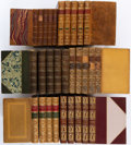 Books:Literature Pre-1900, [History]. Group of Six Sets. London and Boston: 1801-1911. Mixed editions.... (Total: 66 Items)