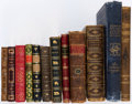 Books:Literature Pre-1900, Group of Twelve Miscellaneous Sets. New York and elsewhere:[1815]-1984. Mixed editions.... (Total: 22 Items)