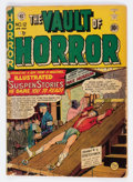 Golden Age (1938-1955):Horror, Vault of Horror #12 (EC, 1950) Condition: FR....