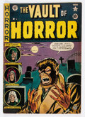 Golden Age (1938-1955):Horror, Vault of Horror #17 (EC, 1951) Condition: VG....
