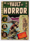 Golden Age (1938-1955):Horror, Vault of Horror #22 (EC, 1951) Condition: FN....