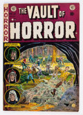 Golden Age (1938-1955):Horror, Vault of Horror #27 (EC, 1952) Condition: VG-....