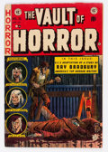 Golden Age (1938-1955):Horror, Vault of Horror #31 (EC, 1953) Condition: VG+....