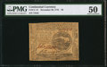 Colonial Notes:Continental Congress Issues, Continental Currency November 29, 1775 $4 PMG About Uncirculated50.. ...