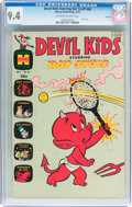 Bronze Age (1970-1979):Humor, Devil Kids Starring Hot Stuff #46 File Copy (Harvey, 1970) CGC NM9.4 Off-white to white pages....