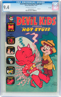 Bronze Age (1970-1979):Humor, Devil Kids Starring Hot Stuff #47 File Copy (Harvey, 1970) CGC NM9.4 Off-white to white pages....