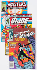 Modern Age (1980-Present):Miscellaneous, Modern Age Comics Group of 61 (Various Publishers, 1980s-90s) Condition: Average VF.... (Total: 61 Comic Books)