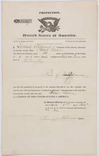 American Seaman's Protection Paper