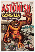 Silver Age (1956-1969):Horror, Tales to Astonish #18 (Marvel, 1961) Condition: VG/FN....
