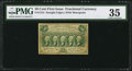 Fractional Currency:First Issue, Fr. 1312 50¢ First Issue PMG Choice Very Fine 35.. ...