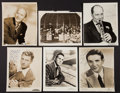 Autographs, Orchestra Leaders, Six Signed Photographs. ... (Total: 6 Items)