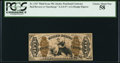 Fractional Currency:Third Issue, Fr. 1347 50¢ Third Issue Justice PCGS Choice About New 58.. ...