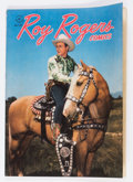 Golden Age (1938-1955):Western, Four Color #153 Roy Rogers Comics (Dell, 1947) Condition: VF+....
