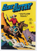 Golden Age (1938-1955):Western, Four Color #83 Gene Autry (Dell, 1945) Condition: VF-....