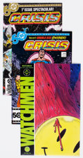 Modern Age (1980-Present):Superhero, Watchmen/Crisis on Infinite Earths Group of 14 (DC, 1986-87) Condition: Average VF.... (Total: 14 Comic Books)