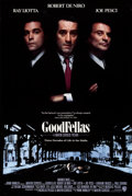 """Movie Posters:Crime, Goodfellas (Warner Brothers, 1990). One Sheet (27"""" X 40.5"""") SS....."""