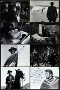 "Movie Posters:Western, For a Few Dollars More (PEA, 1965). Italian Photos (14) (5"" X 7"", 7"" X 9.5"", & 8"" X 11.75"").. ... (Total: 14 Items)"