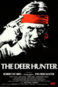 "Movie Posters:Drama, The Deer Hunter (EMI, 1978). British One Sheet (27"" X 40"").. ..."