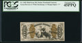 Fractional Currency:Third Issue, Fr. 1368 50¢ Third Issue Justice PCGS Extremely Fine 45PPQ.. ...
