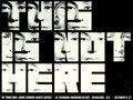 "Movie Posters:Rock and Roll, This is Not Here (Everson Museum of Art, 1971). Museum Poster (18""X 24"").. ..."