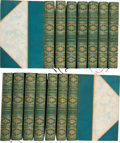 Books:Fine Bindings & Library Sets, [Literature]. Beaux & Belles of England. London: [n.d.circa 1900]. Imperial edition, limited.... (Total: 14 Items)