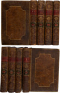 Books:World History, Francis Grose. The Antiquities of England and Wales. London:[circa 1781]-1787. Early edition.... (Total: 8 Items)