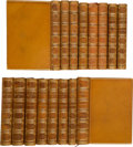 Books:Literature Pre-1900, Richard Blackmore. Collection of Works of Richard Blackmore.London: 1866-1897. First editions.... (Total: 34 Items)